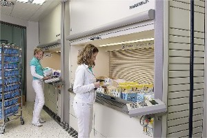 Pharmaceutical Climate Control Storage