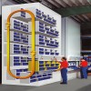 Rotomat Industrial Vertical Carousel by Hanel Storage Systems