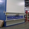 Hanel Rotomat Industrial Vertical Carousel- Vertical Carousel - Automated Filing System- Automated Storage Vertical Carousels