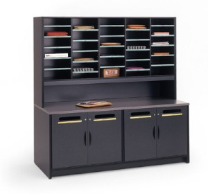 Mail Room Furniture Space Planning Design