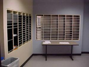 Hamilton Sorter Mail Room Furniture