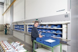 Automated Material Handling Systems Automated Storage