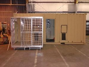 Dog Kennel Furniture With Storage