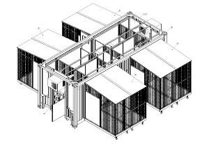 Outdoor dog kennels houses outdoor free engine image for for Dog breeding kennel design