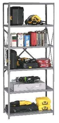 Clip Style Shelving