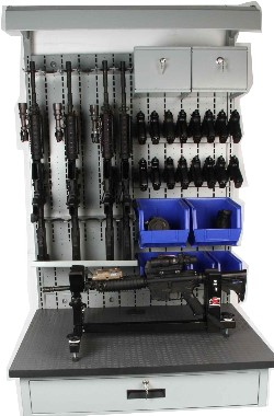 Weapons Workbench Armory Workbenches Modular Armory