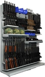 Ready To Go Weapon Shelving