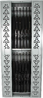 M16 Weapon Rack, M16 Weapon Storage, M16 Combat Weapon Rack